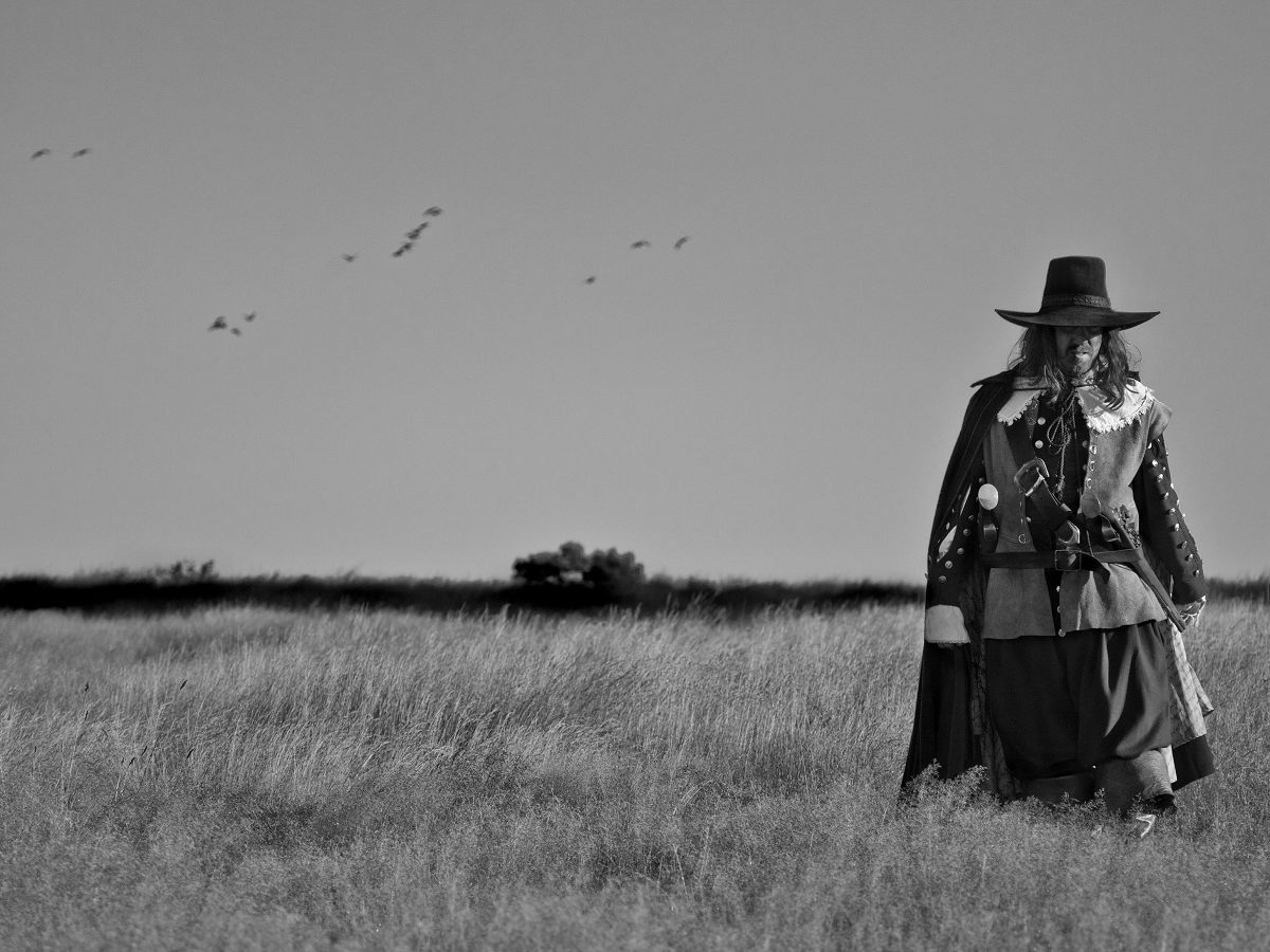 A Field in England, directed by Ben Wheatley