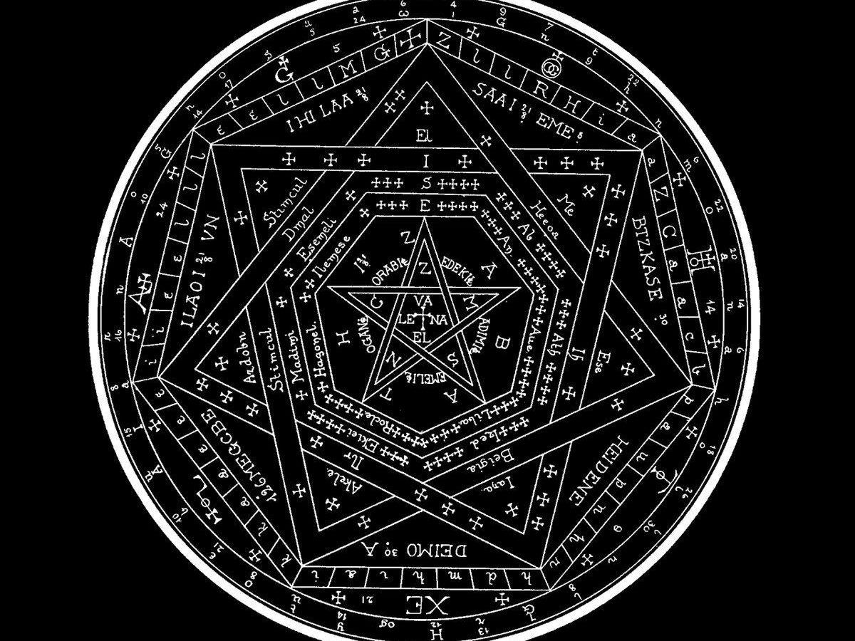 Enochian Key
